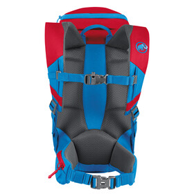 Mammut First Trion - Sac à dos Enfant - 12l rouge/bleu